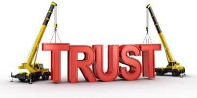 Building Trust Ask Hard Questions