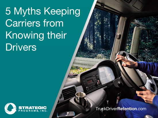 5 Myths of Driver Surveys